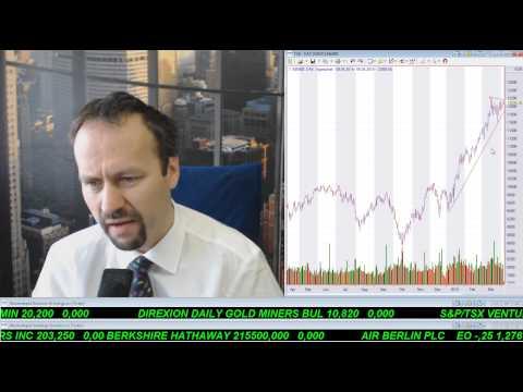SmallCap Investor Talk 377 Mit Gold, US$, DAX, Ölpreis, ...