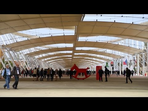 Expo Milano 2015: World exposition on food opens for six months