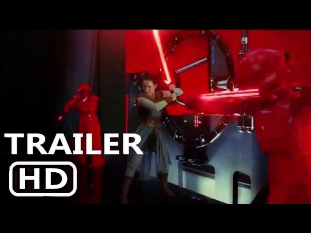 Star Wars The Last Jedi Tv Spot Rey Hd 2017 Daisy Ridley Mark Hamill