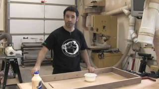 101 - How To Build A Low Profile Entertainment Center (part 5 Of 5)