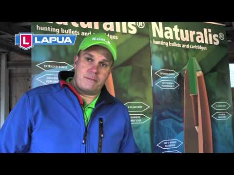 Lapua Naturalis Performance Test Shooting 2016