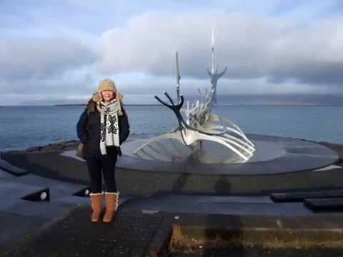 The Sun Voyager Seafront & Sun Voyager Sólfar Reykjavik sculpture Travel Guide