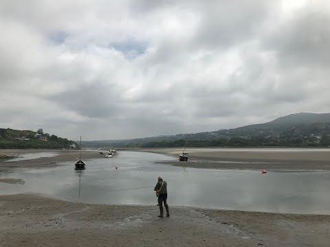Fly Fishing Newport Parrog Wales