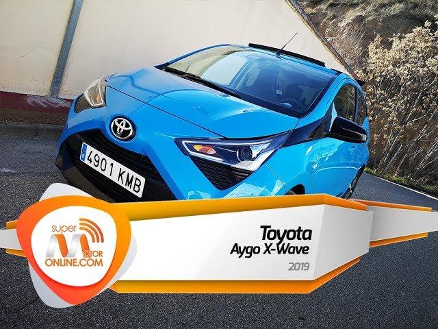 Toyota Aygo 2019 / Al volante / Prueba dinámica / Review / Supermotoronline.com