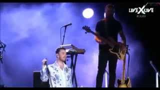 HD - Sam Smith Tears Dry On Their Own Amy Winehouse Live Rock in Rio 2015