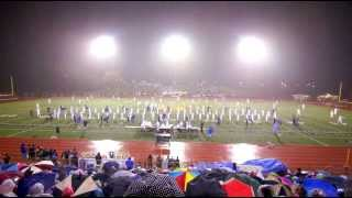 "INVISIBLE MAN | 2013 Leilehua HS ""Mules"" Marching Band & Color Guard - Mililani Bandfest"