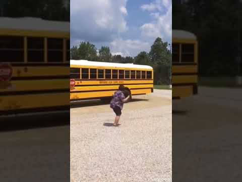 Northridge School Bus Drivers Opening Day