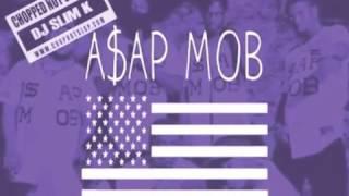 ASAP Rocky - Thuggin Noise (Slim K Chopped Not Slopped Remix) (DL inside)
