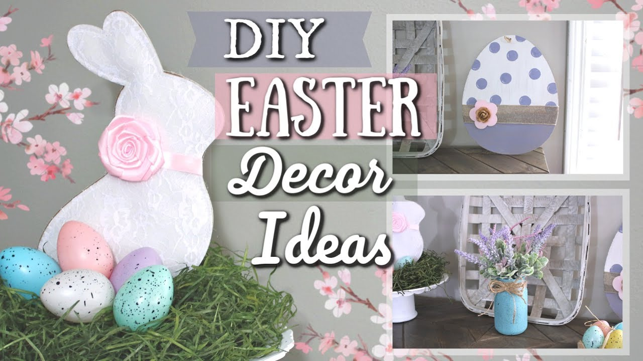 Dollar Tree Easter DIY Ideas