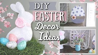 Dollar Tree Easter DIY Ideas | DIY Easter Dollar Store | DIY Easter Decor 2019 | Krafts by Katelyn