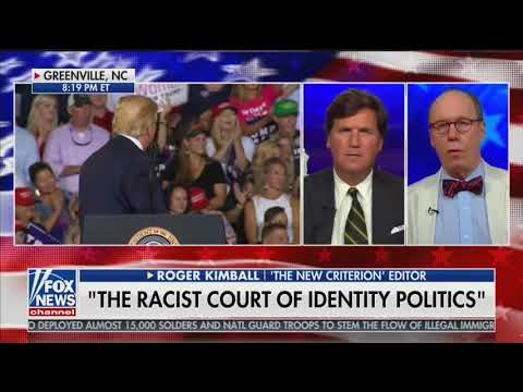 Tucker Guest: 'People of Color' Label Is Racist Because It Gives 'Virtue' to Dark Skin