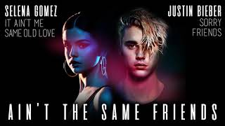 Selena Gomez & Justin Bieber (MASHUP) Friends, It Ain't Me, Sorry, Same Old Love
