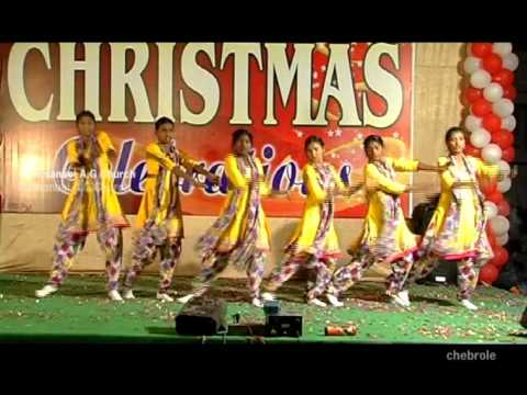 New Telugu latest christian christmas Dance Songs 2015 ||Rarandi yesayya janminche
