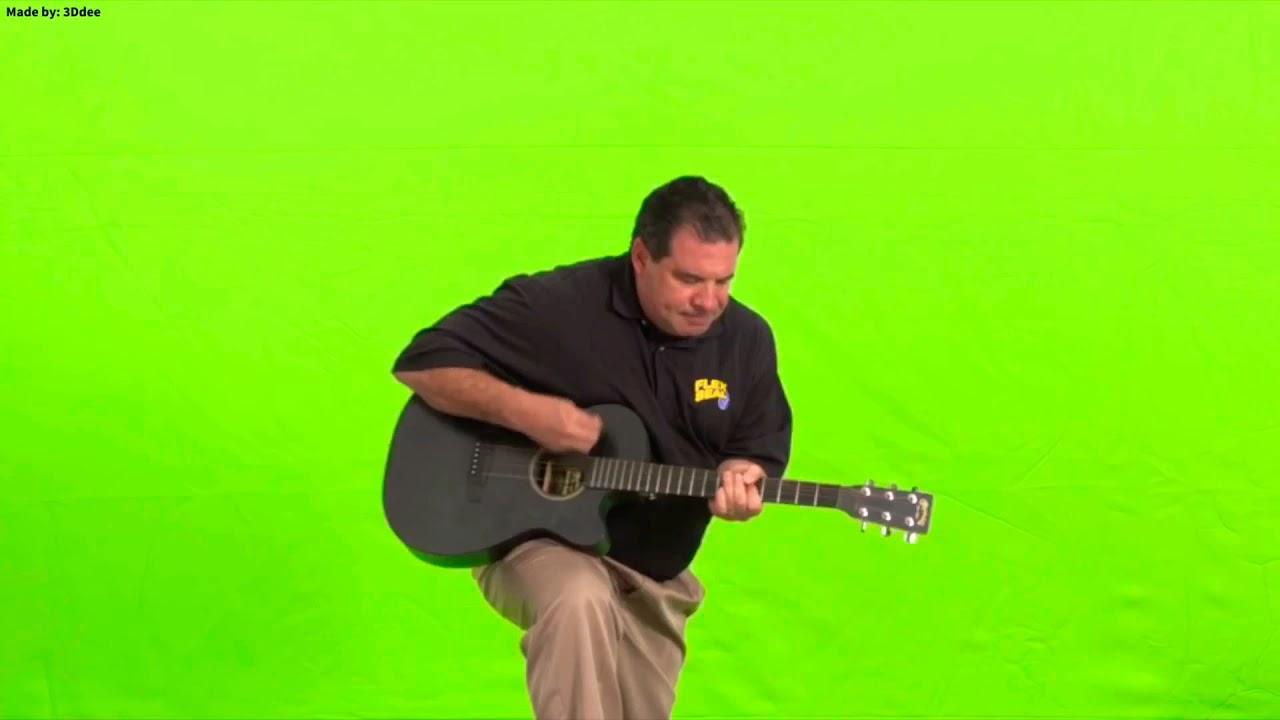 phil swift guitar green