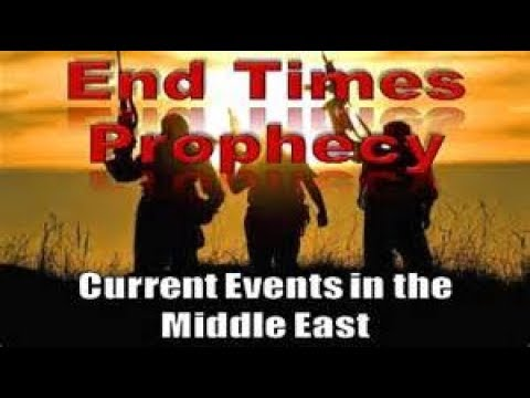 Israel Middle East Current Events Bible Prophecy End Times News Update November 2017