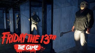 СЕКРЕТНЫЙ МУЗЕЙ ДЖЕЙСОНОВ VIRTUAL CABIN 2.0 - Friday 13th The Game (пятница 13 игра на русском) #75