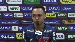 [Série B '18] Coletiva Dodô | Pré-jogo Sampaio Corrêa FC X Fortaleza EC | TV ARTILHEIRO