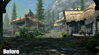 Skyrim - Ultimate Graphics Overhaul Mods (PS4)