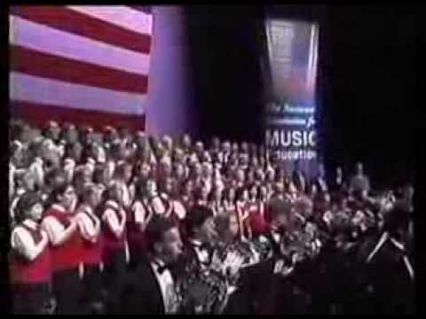 World's Largest Concert - 2005 - Jacksonville Symphony Youth Orchestra and others