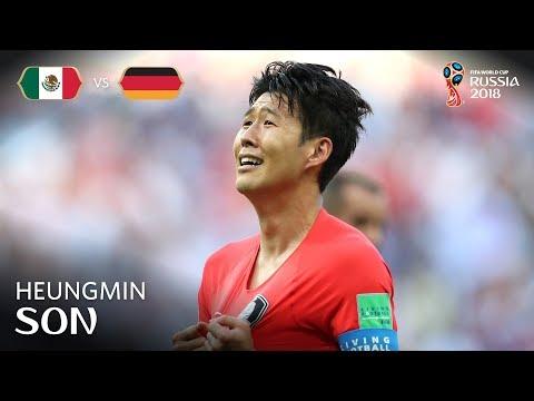 SON Heungmin Goal - Korea Republic v Mexico - MATCH 28
