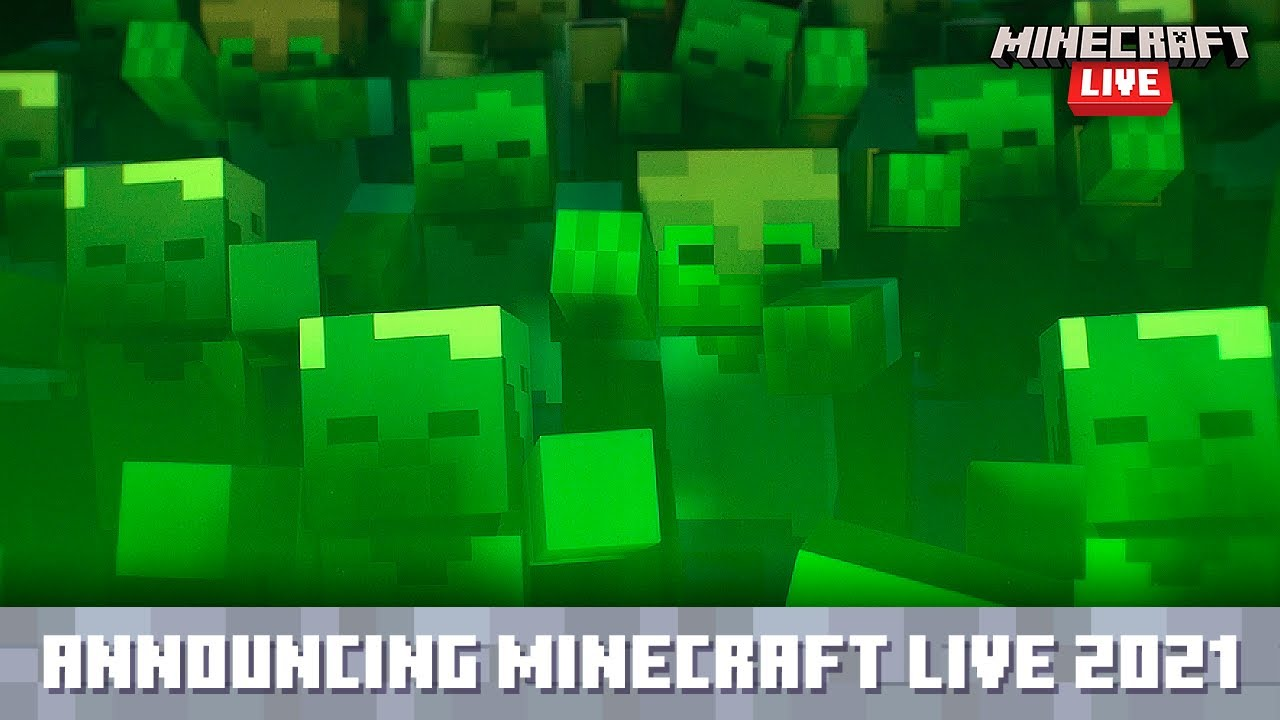 Minecraft Live 2021: Announcements, updates, trailers, and ...