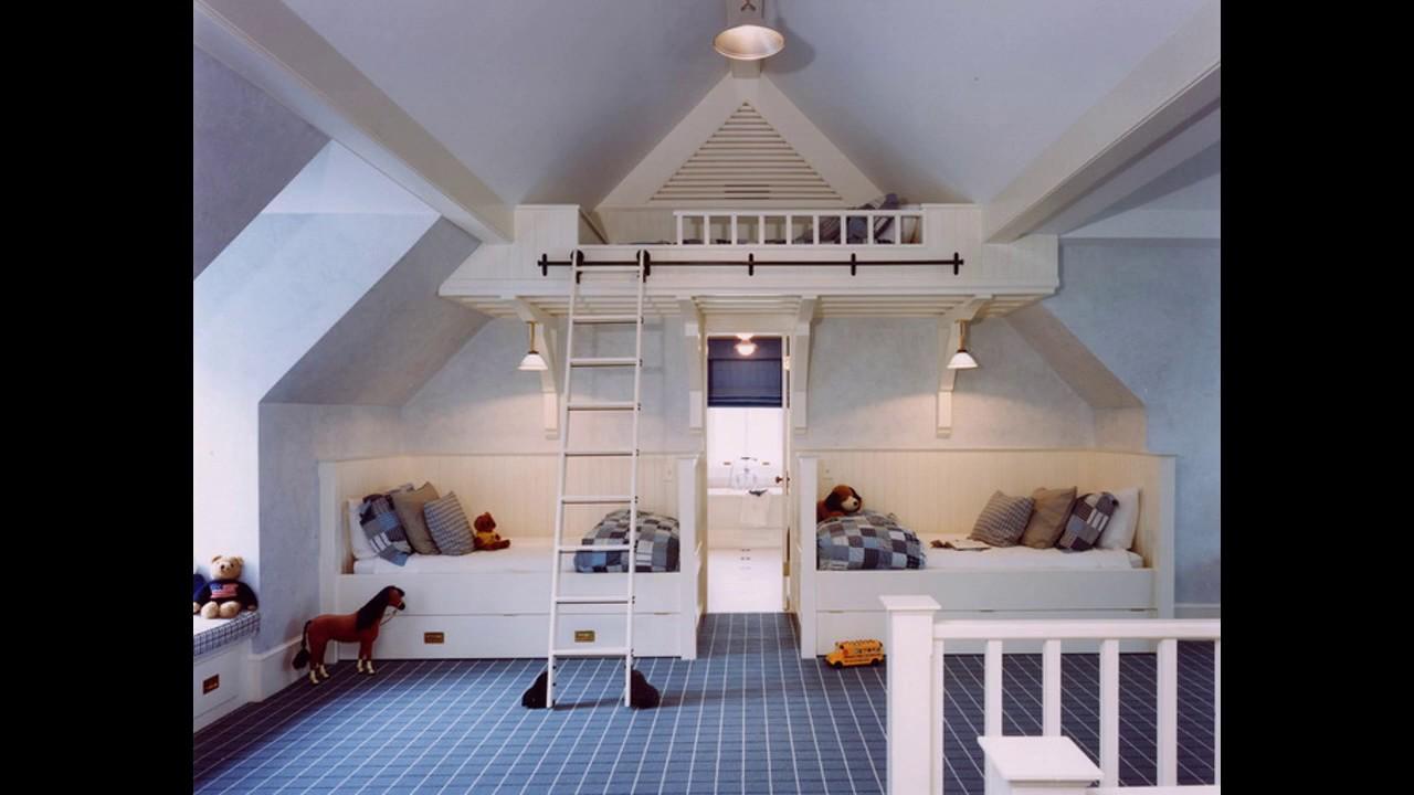 Dachboden schlafzimmer design ideen  YouTube