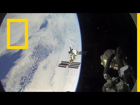 أروع العجائب الهندسية: المحطة الفضائية الدولية | ناشونال جيوغرافيك أبوظبي