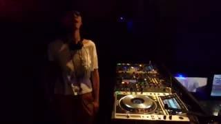 DJ Una at Solo 22052015