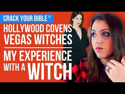 Lana Del Rey + Hollywood Covens + My Experience with a Witch | #CrackYourBible Vlog