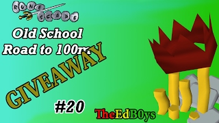 Runescape 2007 Road to 100m GIVEAWAY | #20