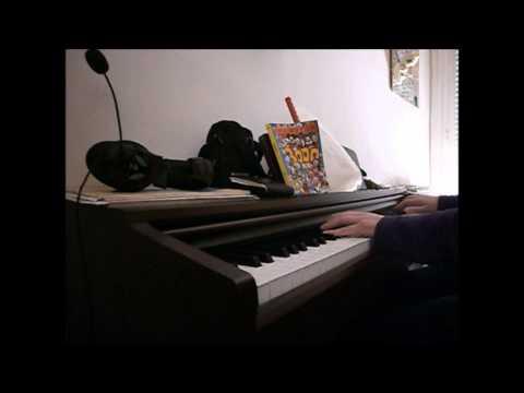 partition piano ode al pomodoro