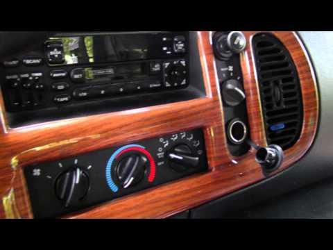 2001 dodge ram 1500 van ac blower motor repair part 3 for Dodge ram blower motor not working