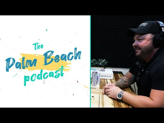 Palm Beach Podcast #17 - Jupiter Donuts - Adam Jones