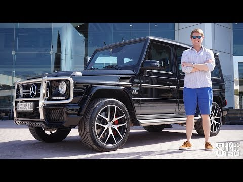 The Dubai Lifestyle with a Mercedes G63 AMG | VLOG