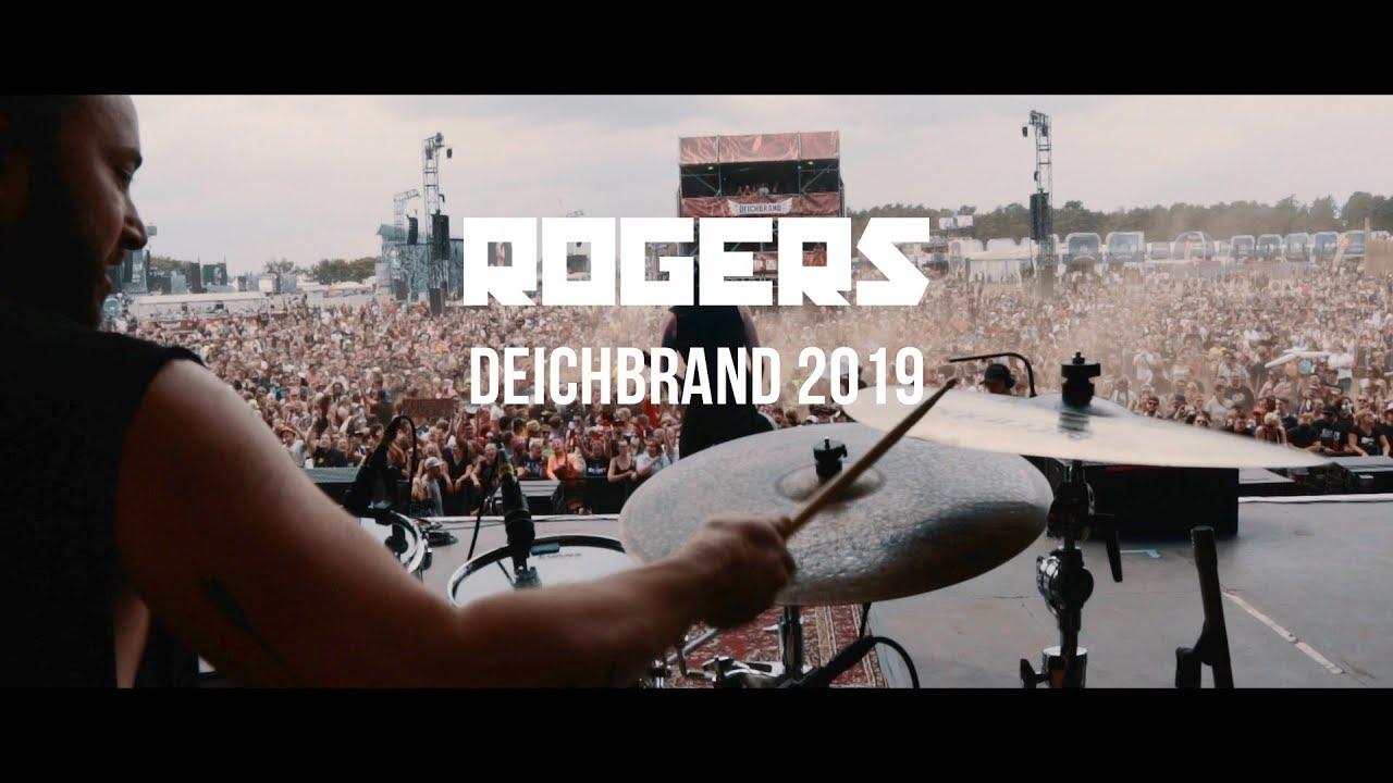Rogers - Festivalsommer 2019 - Deichbrand