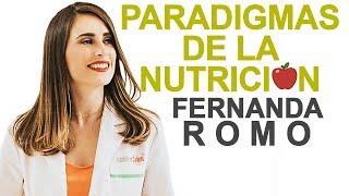 Rompiendo paradigmas de la NUTRICIÓN  | Ft. Fernanda Romo