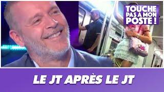 Le JT après le JT de Patrick Chanfray : Jean-Michel Maire aperçu dans le métro ?