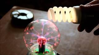 Разоблачение вечного фонаря из советского магнита.
