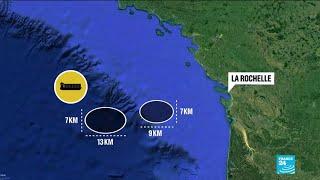 Menace de pollution en Gironde et Charente-Maritime après le naufrage du Grande America