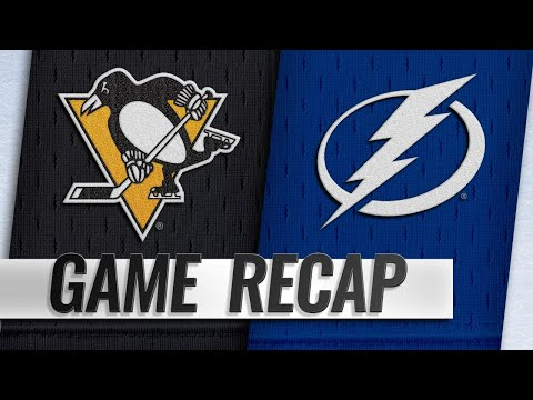 Balanced offense helps Lightning stave off Penguins