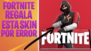 Fortnite gives away ikoNIK Skin by mistake - Fortnite - News