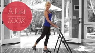 Red Carpet Ready Express Workout | The A-List Look With Valerie Waters
