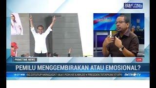 Beda Gaya Kampanye Jokowi dan Prabowo