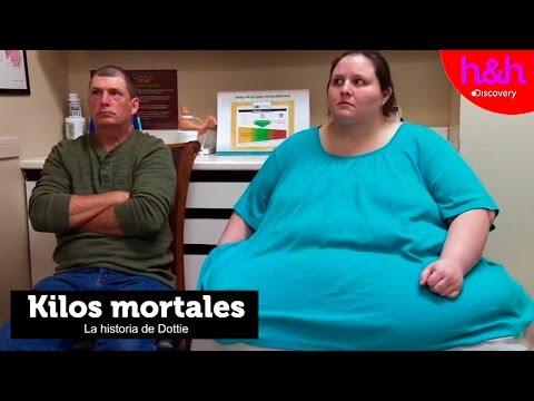La historia de Dottie: dos hijos y más de 290 kilos - Kilos Mortales l Discovery Channel