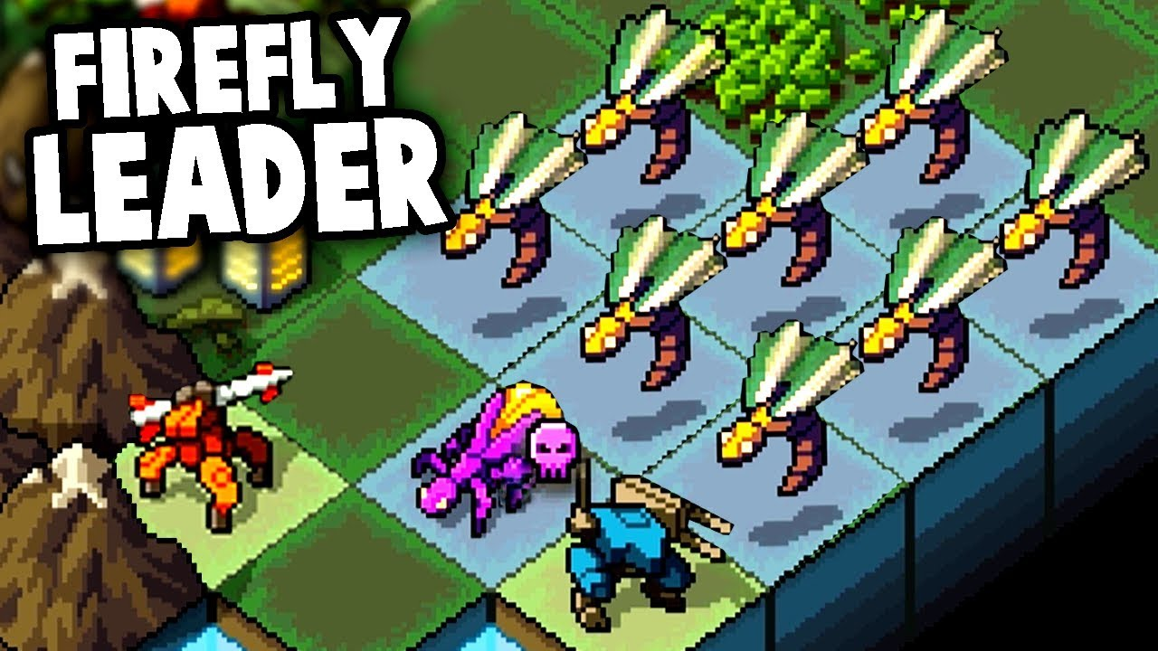 FIREFLY LEADER Boss Battle (Into the Breach Gameplay Part 1)