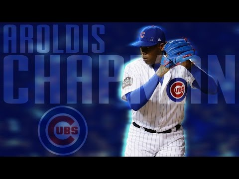 Aroldis Chapman | Cubs 2016 Highlights Mix ᴴᴰ