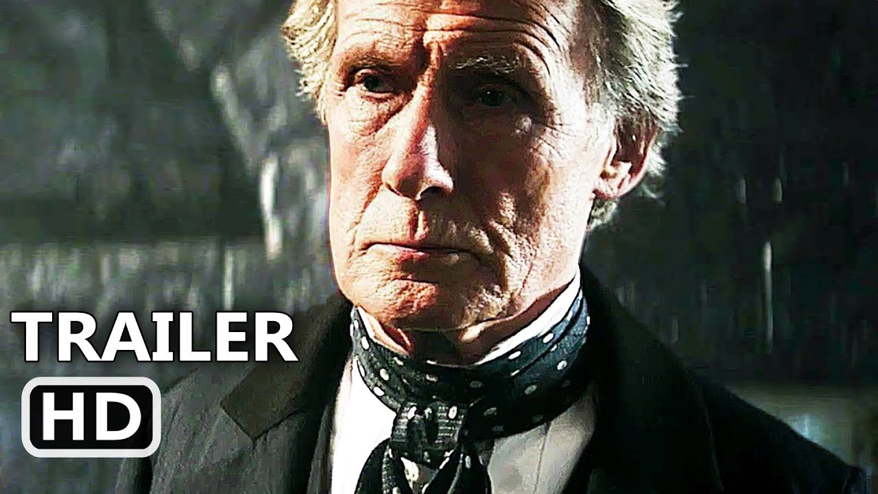 Download THE LIMEHOUSE GOLEM Official Trailer (2017) Bill Nighy, Olivia Cooke, Serial Killer Movie HD