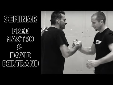 Fred Mastro & David Bertrand Defense Seminar - Martial Exchange