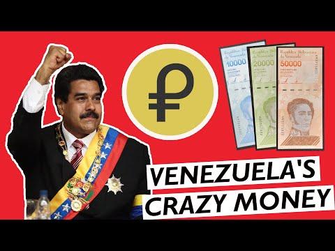 Venezuela's Crazy Currencies | The Petro Cryptocurrency \u0026 The Hyperinflationary Bolivar Soberano