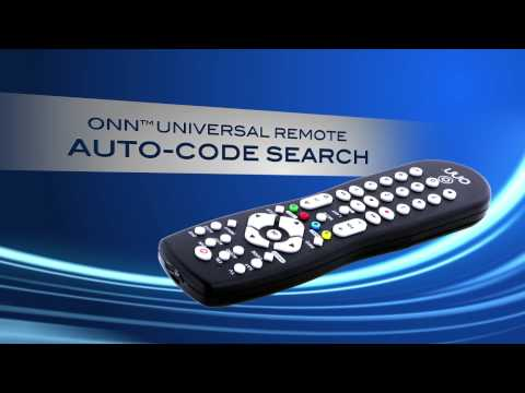 Onn Universal Remote 8 device - Quick Start Guide - ONA13AV269